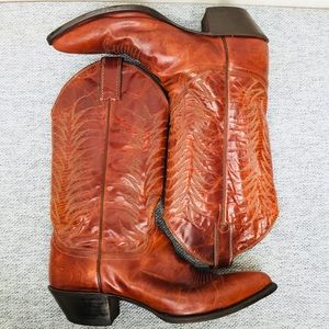 Justin boots L 4606 8.5 B